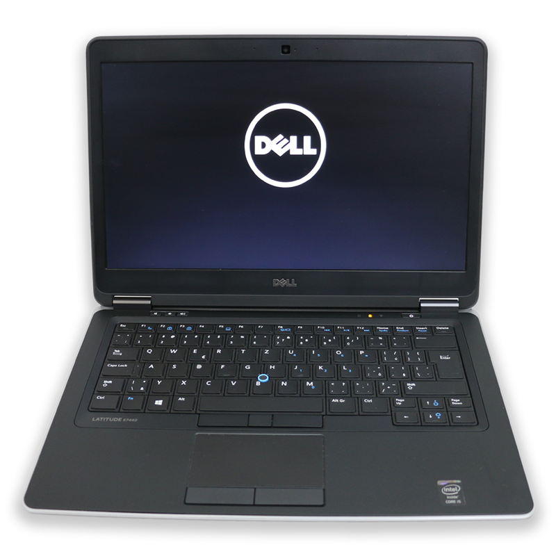 "Notebook Dell Latitude E7440 Intel Core i5 4300U 1,9 GHz, 8 GB RAM, 256 GB SSD, Intel HD, bez mech., 14"" 1920x1080, el. klíč Windows 10 PRO"
