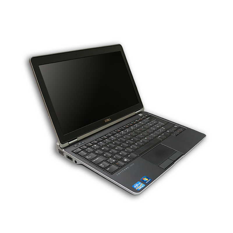 "Notebook Dell Latitude E6230 Intel Core i5 3320M 2,6 GHz, 4 GB RAM, 320 GB HDD, Intel HD, bez mech., 12,5"" 1366x768, COA štítek Windows 7 PRO"