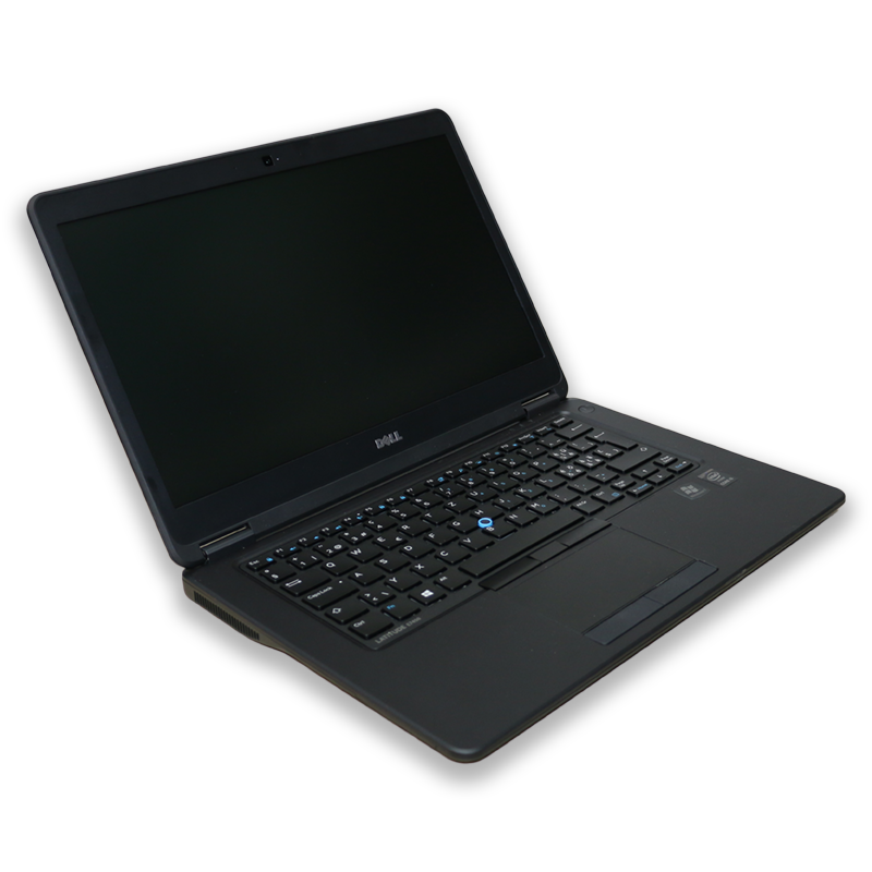 "Notebook Dell Latitude E7450 Intel Core i5 5300U 2,3 GHz, 4 GB RAM, 128 GB SSD, Intel HD, bez mech., 14"" 1366x768, COA štítek Windows 10 PRO"