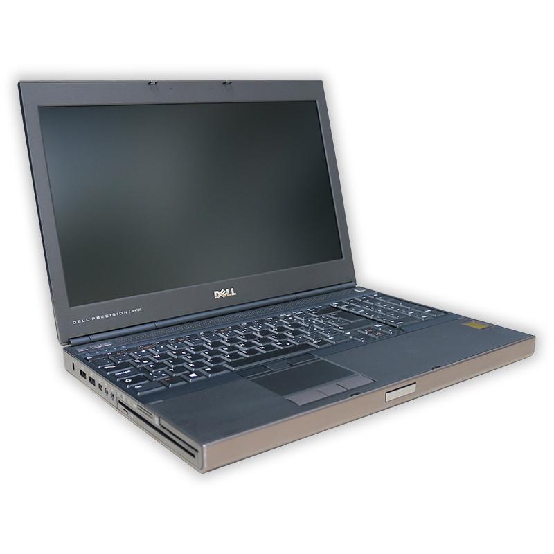 "Notebook Dell Precision M4700 Intel Core i7 3740QM 2,7 GHz, 16 GB RAM, 320 GB HDD, FirePro M4000, DVD-RW, 15,6"" 1920x1080, COA štítek Windows 7 PRO"