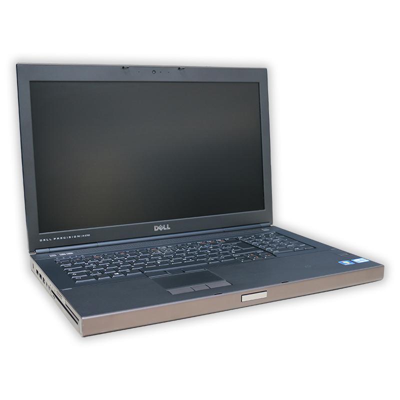 "Notebook Dell Precision M6700 Intel Core i7 3820QM 2,7 GHz, 16 GB RAM, 256 GB SSD, Quadro K4000M, DVD-RW, 17,3"" 1920x1080, COA štítek Windows 7 PRO"