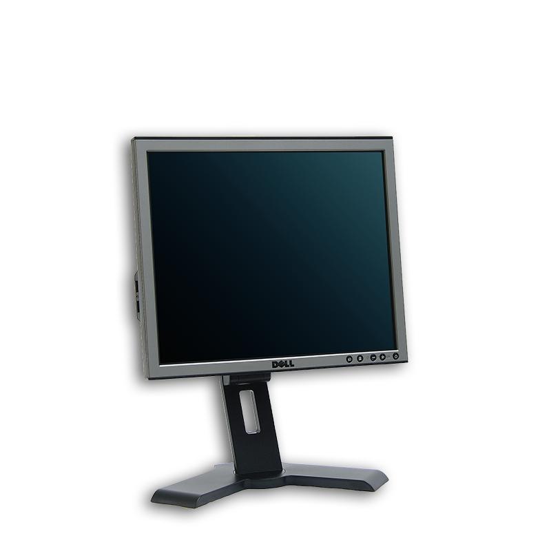 "LCD monitor 17"" Dell Professional P170S, 1280x1024, 4:3, VGA, DVI-D, kabeláž"