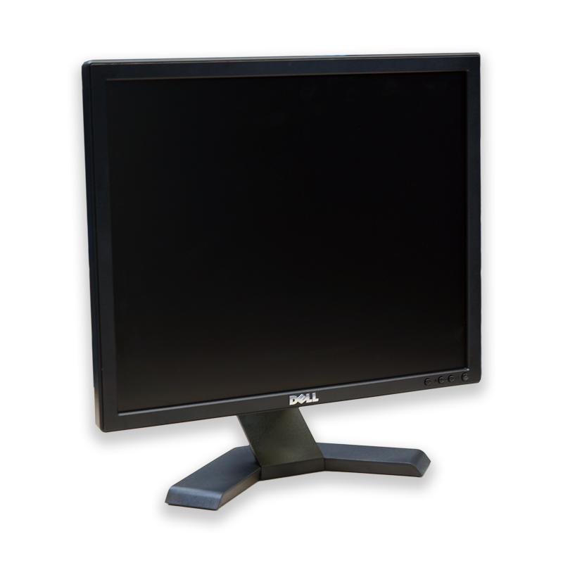 "LCD monitor 19"" Dell Entry Level E190, 1280x1024, 4:3, VGA, kabeláž"
