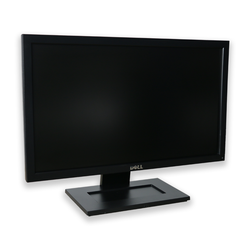 "LCD monitor 20"" Dell Entry Level E2011H, 1600x900, 16:9, VGA, DVI-D, kabeláž"