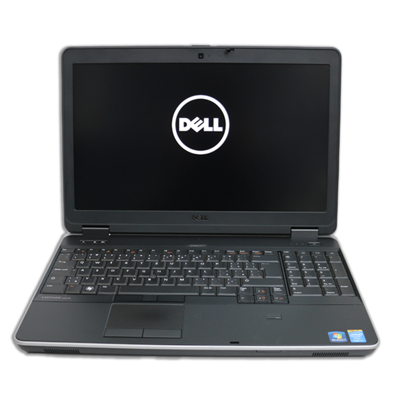 "Dell Latitude E6540 Intel Core i7 4610M 3,0 GHz, 4 GB RAM, 320 GB HDD, HD 8790M, DVD-RW, 15,6"" 1366x768, COA štítok Windows 7 PRO"