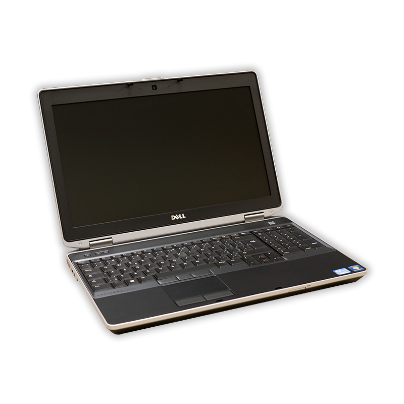 Notebook Dell Latitude E6530 Intel Core i5 3340M 2,7 GHz, 4 GB RAM, 320 GB HDD, Intel HD, DVD-RW, 15