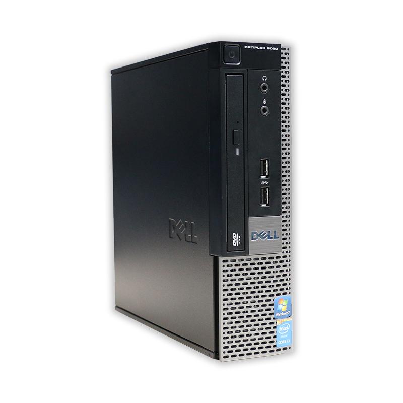 Dell OptiPlex 9020 USFF Intel Core i3 4160 3,6 GHz, 8 GB RAM, 240 GB SSD, Intel HD, DVD-RW, COA štítok Windows 7 PRO