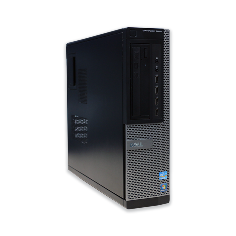 Dell OptiPlex 7010 desktop Intel Core i7 3770 3,4 GHz, 8 GB RAM, 250 GB HDD, Intel HD, DVD-ROM, COA štítok Windows 7 PRO