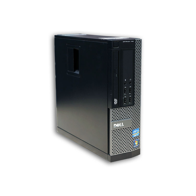 Dell OptiPlex 790 SFF Intel Core i5 2400 3,1 GHz, 4 GB RAM, 250 GB HDD, Intel HD, DVD-ROM, COA štítok Windows 7 PRO