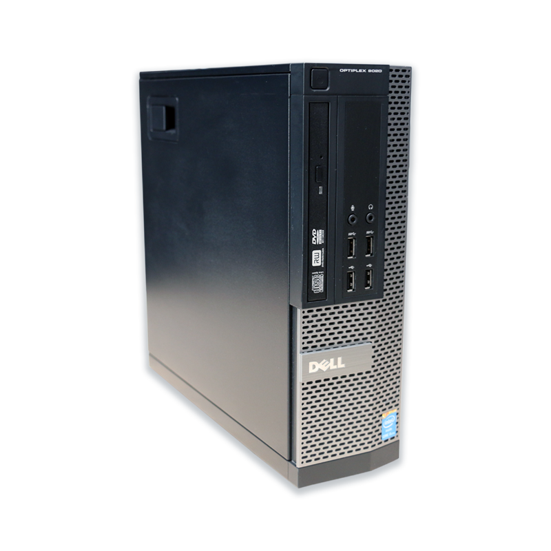 Počítač Dell OptiPlex 9020 SFF Intel Core i5 4440 3,1 Ghz, 4 GB RAM, 250 GB HDD, Intel HD, DVD-RW, COA štítek Windows 7 PRO