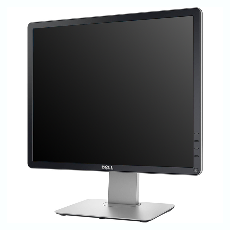 "LCD monitor 19"" Dell Professional P1914S IPS, 1280x1024, 5:4, VGA, DVI-D, DPort, kabeláž"