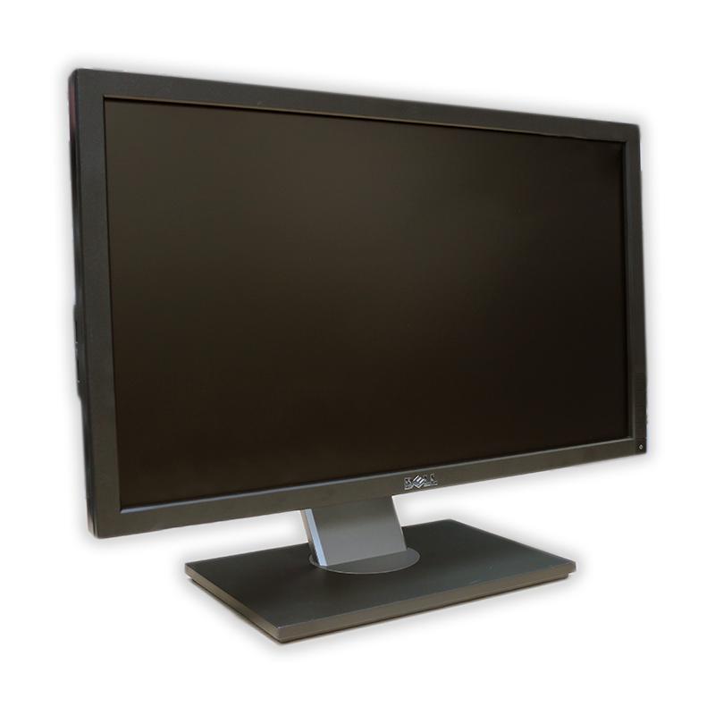 "LCD monitor 20"" Dell Professional P2011H, 1600x900, 16:9, VGA, DVI-D, kabeláž"