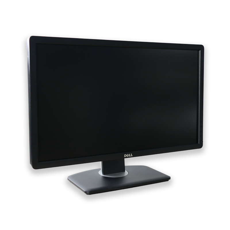"LCD monitor 23"" Dell Professional P2312H, 1920x1080, 16:9, VGA, DVI-D, kabeláž"