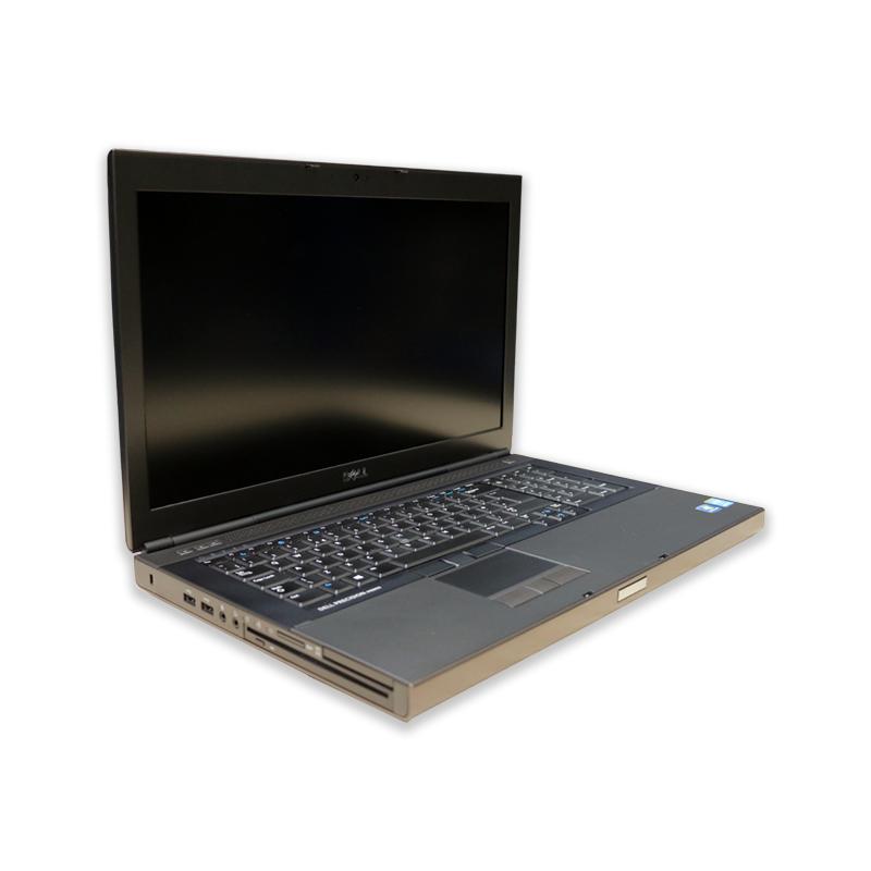 """Dell Precision M6800 Intel Core i7 4900MQ 2,8 GHz, 32 GB RAM, 256 GB SSD, Quadro K3100M, DVD-RW, 17"""" 1920x1080, el. kľúč Windows 10 PRO"""