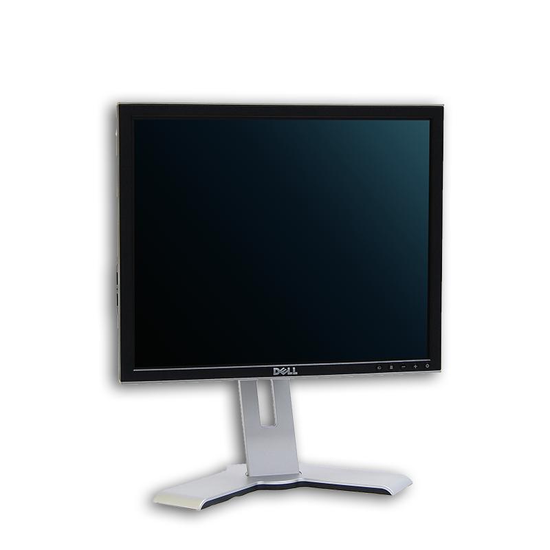 "LCD monitor 19"" Dell UltraSharp 1907FP, 1280x1024, 5:4, VGA, DVI-D, kabeláž"