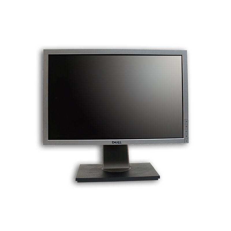 """LCD monitor 19"""" Dell UltraSharp 1909W, 1440x900, 16:9, VGA, DVI-D, kabeláž"""