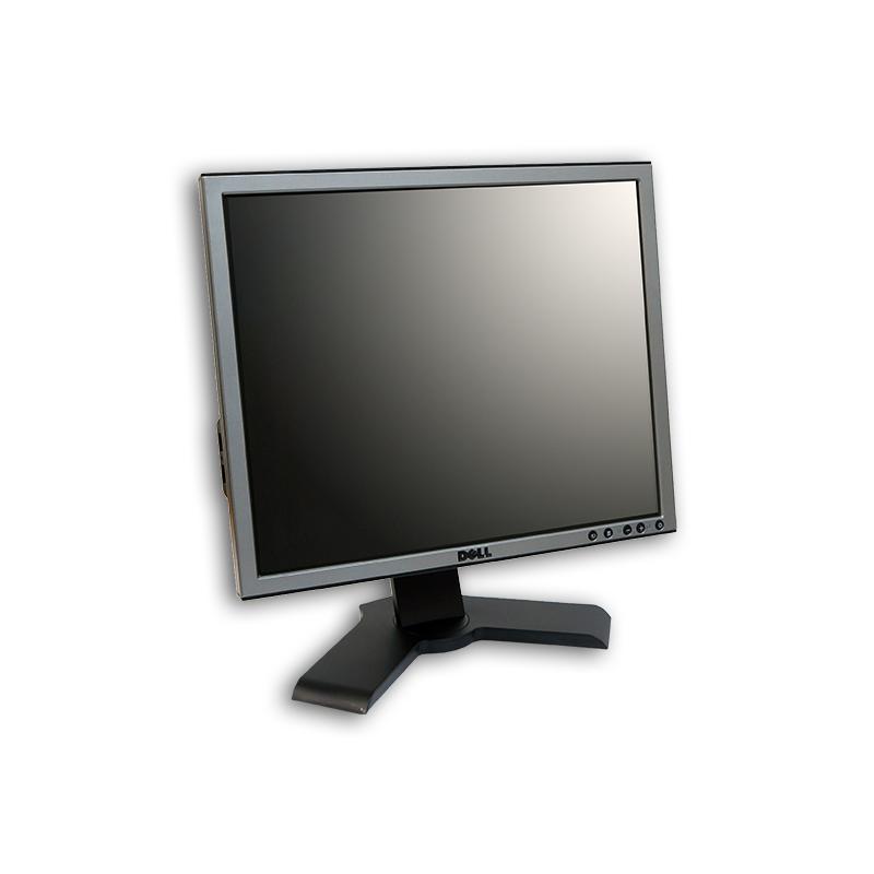 "LCD monitor 19"" Dell Professional P190, 1280x1024, 5:4, VGA, DVI-D, kabeláž"