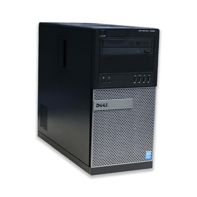 Dell OptiPlex 7020 tower Intel Core i5 4590 3,3 GHz, 4 GB RAM, 500 GB HDD, Intel HD, DVD-RW, el. kľúč Windows 10 PRO
