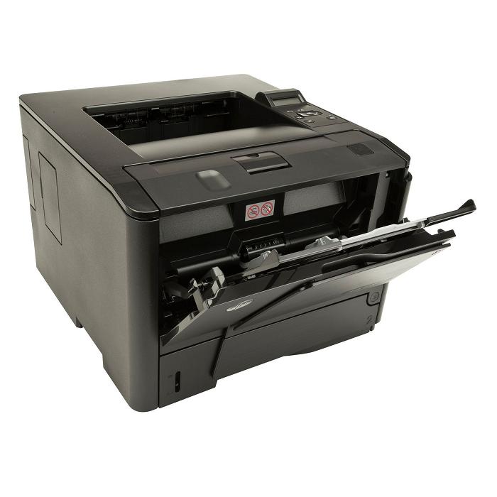 Tlačiareň HP LaserJet Pro 400 M401dne, automatický duplex, sieťová karta, použitý toner, kabeláž