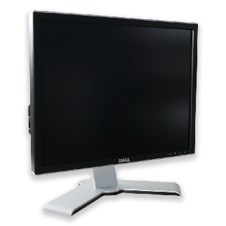 "LCD monitor 20,1"" Dell UltraSharp 2007WFP IPS"