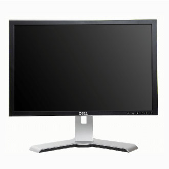 "LCD monitor 24"" Dell UltraSharp 2408WFP"