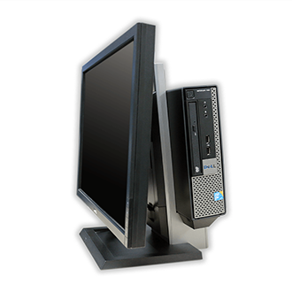 Počítač Dell OptiPlex AIO 7010 + LCD monitor Dell P2213T