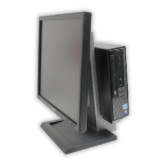 Počítač Dell OptiPlex AIO 790 + LCD monitor Dell P190ST