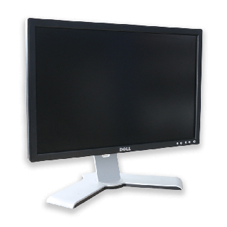 "LCD monitor 20"" Dell Entry Level E207WFP"