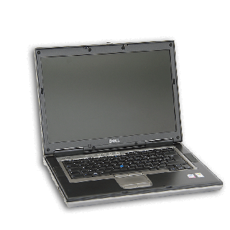 Notebook Dell Latitude D830