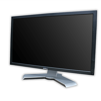 "LCD monitor 23"" Dell Professional P2311"