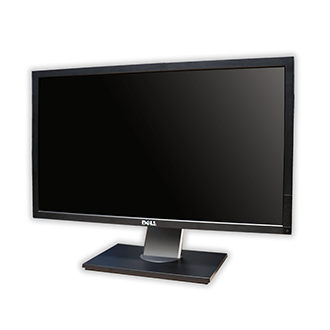 "LCD monitor 24"" Dell Professional P2411H"