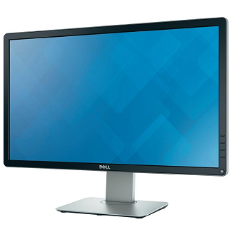 "LCD monitor 24"" Dell Professional P2414H IPS"