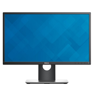 "LCD monitor 24"" Dell Professional P2417H IPS"