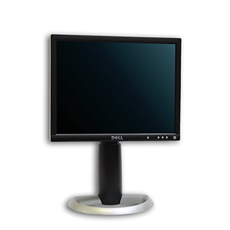 "LCD monitor 20"" Dell UltraSharp 2001FP"