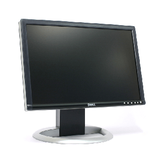 "LCD monitor 20"" Dell UltraSharp 2005FPW IPS"
