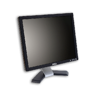 "LCD monitor 17"" Dell Entry Level E177"