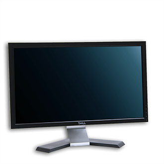 "LCD monitor 24"" Dell UltraSharp G2410"