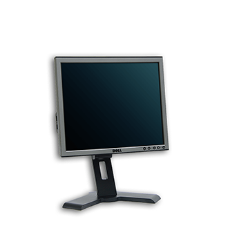 "LCD monitor 17"" Dell Professional P170S"