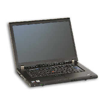 Notebook Lenovo ThinkPad T61