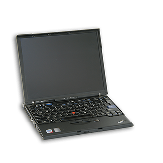 Notebook Lenovo ThinkPad X61