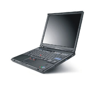 Notebook Lenovo ThinkPad T43