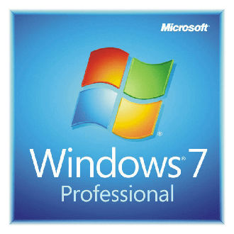 Windows 7 Professional REF CZ