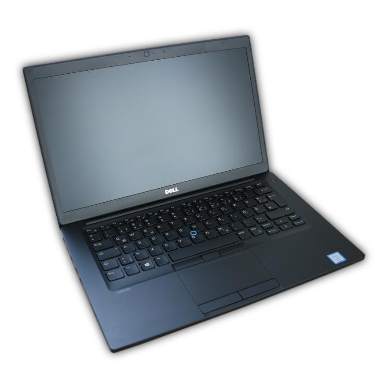 """Dell Latitude 7480 Intel Core i7 7600U 2,8 GHz, 16 GB RAM DDR4, 256 GB SSD, Intel HD, bez mech., 14"""" 1920x1080, el. kľúč Windows 10 PRO"""