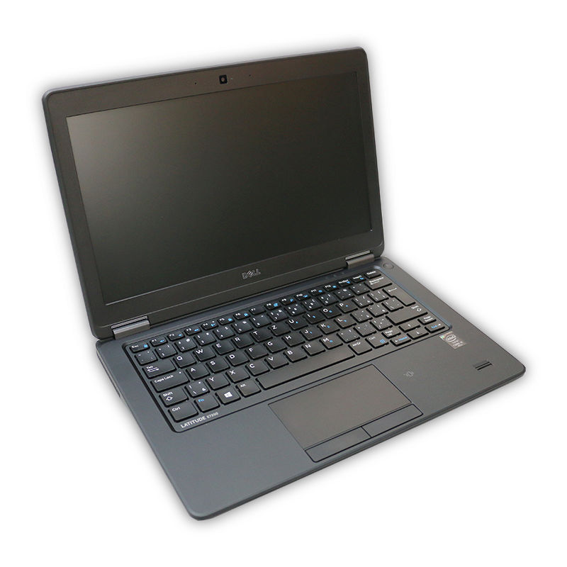 "Dell Latitude E7250 Intel Core i5 5300U 2,3 GHz, 8 GB RAM, 128 GB SSD, Intel HD, bez mech., 12,5"" 1366x768, COA štítok Windows 7 PRO"