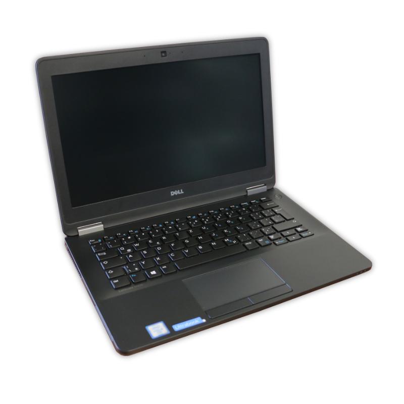"""Dell Latitude E7270 Intel Core i5 6300U 2,4 GHz, 8 GB RAM DDR4, 256 GB SSD, Intel HD, bez mech., 12,5"""" 1366x768, el. kľúč Windows 10 PRO"""