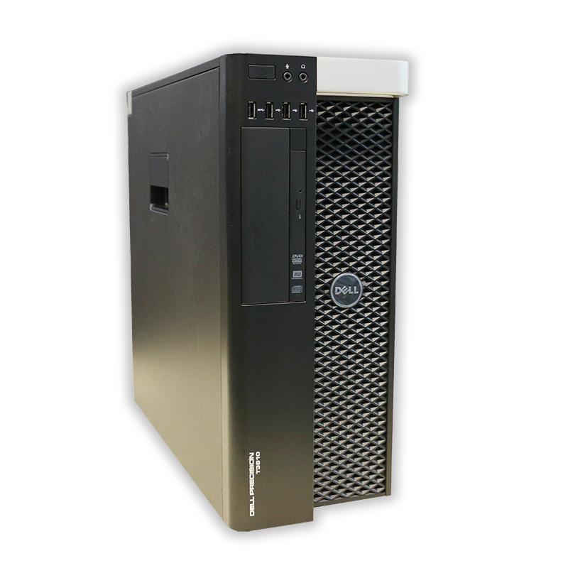 Dell Precision T3610 tower Intel Xeon Quad Core E5-1620 v2 3,7 GHz, 32 GB RAM, 1000 GB HDD, Quadro K4000, DVD-RW, COA štítok Windows 7 PRO