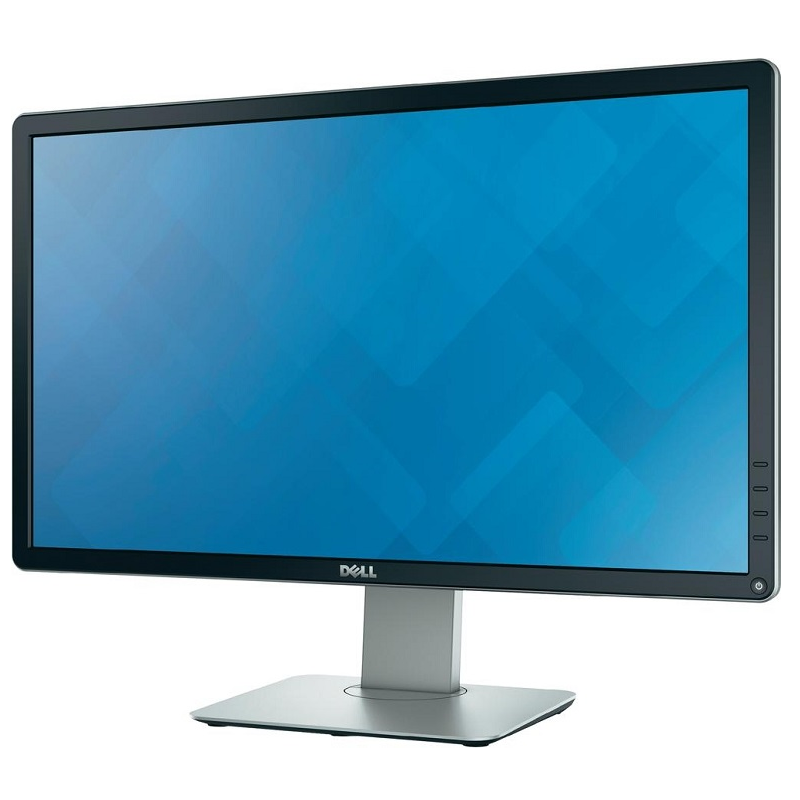 "LCD monitor 24"" Dell Professional P2414H IPS, 1920x1080, 16:9, VGA, DVI-D, DPort, kabeláž"