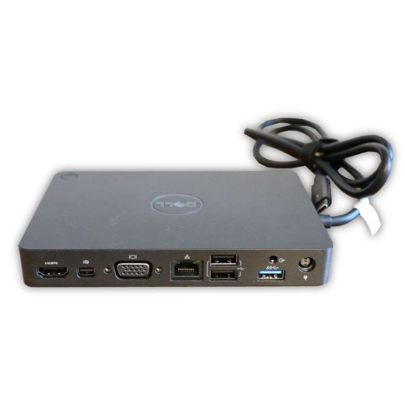 Dokovací stanice Dell WD15 USB-C