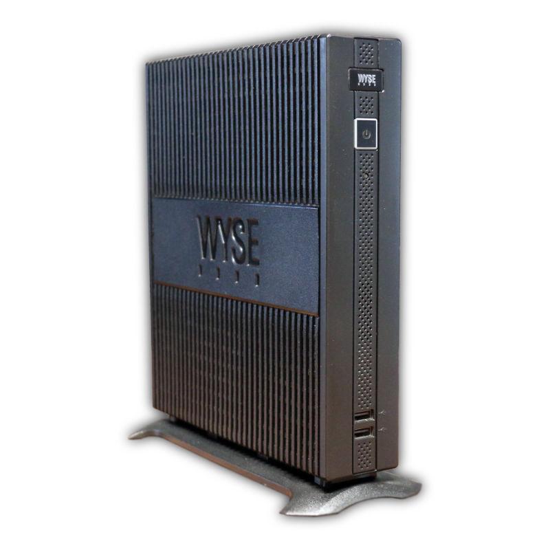 Dell Wyse R Class Thin Client AMD Sempron 210U 1,5 GHz, 2 GB RAM, 4 GB Flash, Radeon, bez stojanu, bez OS (nepodporuje W7 Emb., pouze Linux)