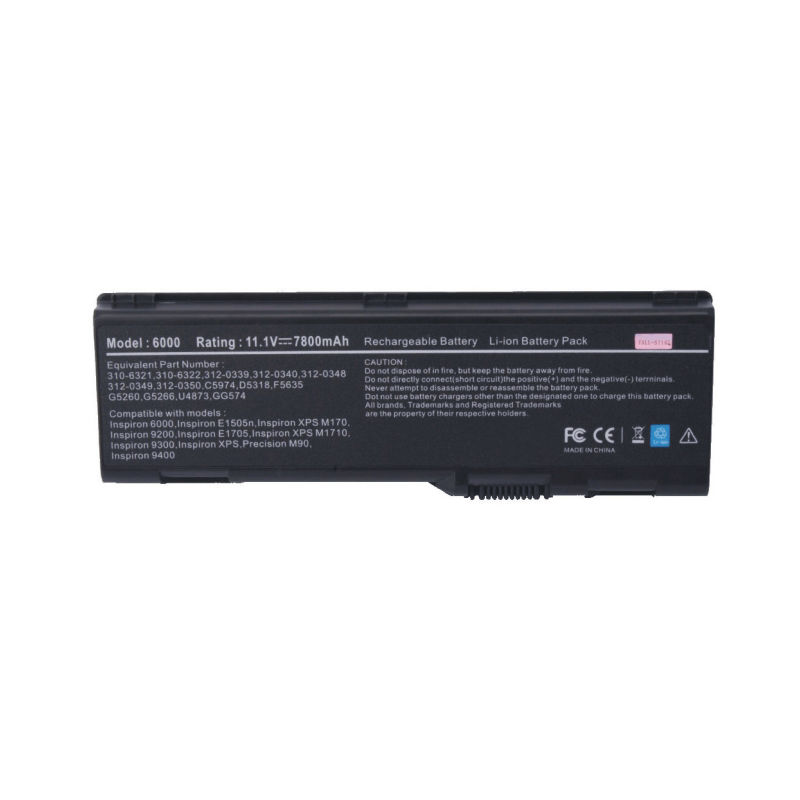 Nová TX Energy baterie pro Dell Precision M6300